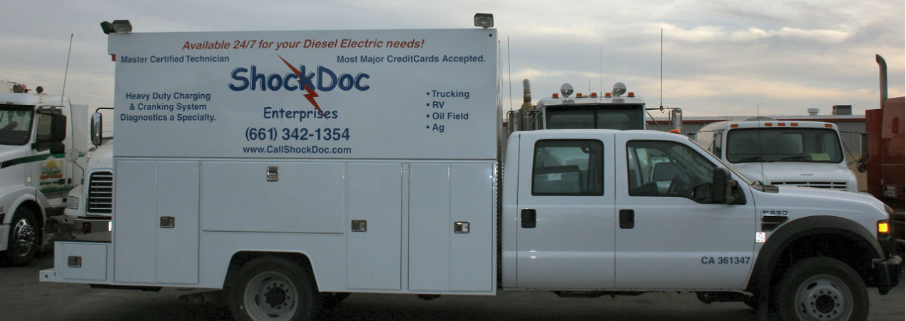 Available 24/7 for your Diesel Electric Needs! Call 661-342-1354